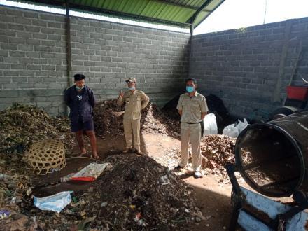 Monitoring TPS Desa Bubunan
